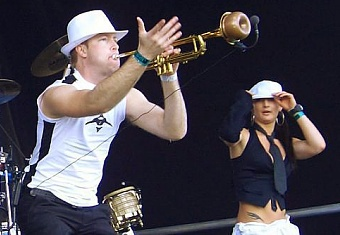 Carey Doolan,Trumpet,Funky Trumpet